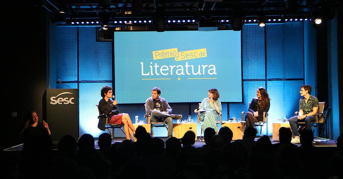 Abertas as Inscrições para o Prêmio Sesc de Literatura