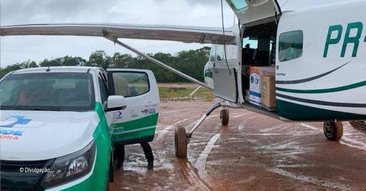 Concentradores de oxigênio são doados ao interior do Amazonas