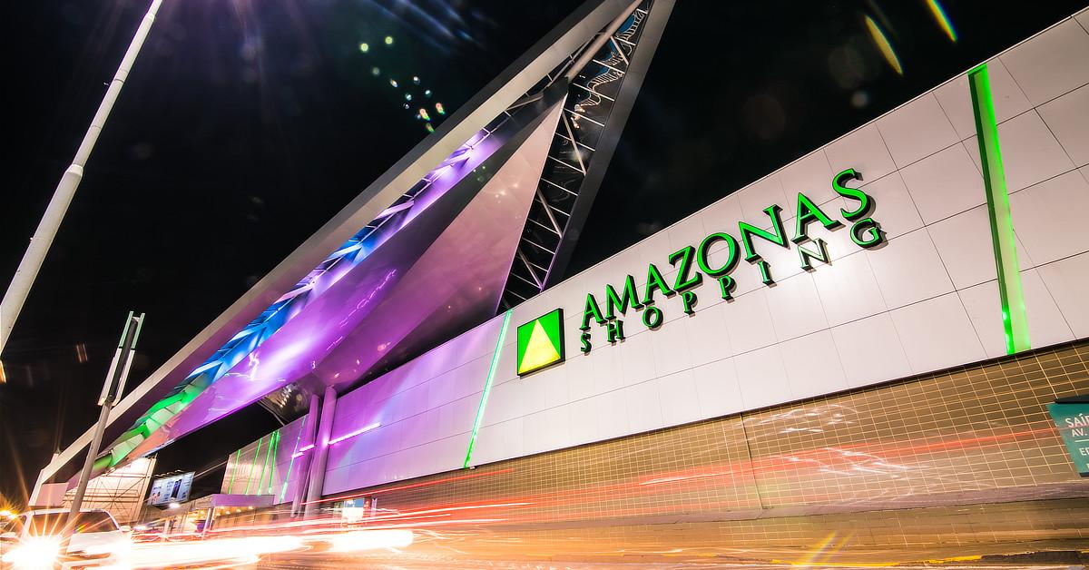 Lojas do Amazonas Shopping, de vários segmentos, estão atendendo por delivery