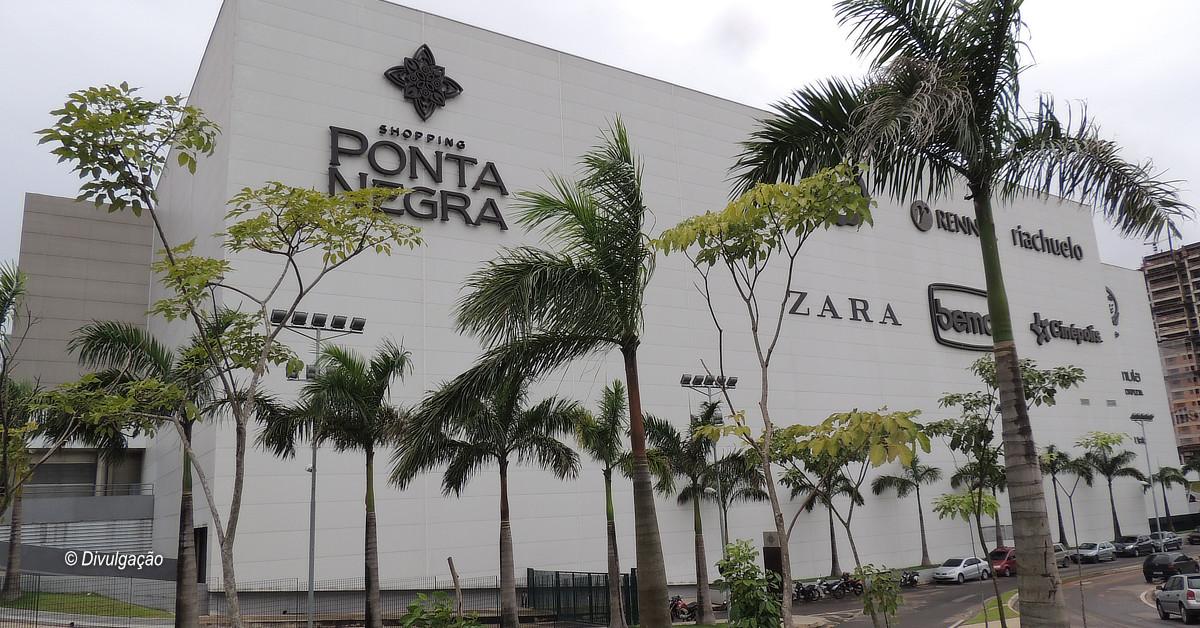 Lojas do Shopping Ponta Negra retomam atendimento on-line e restaurantes em drive-thru