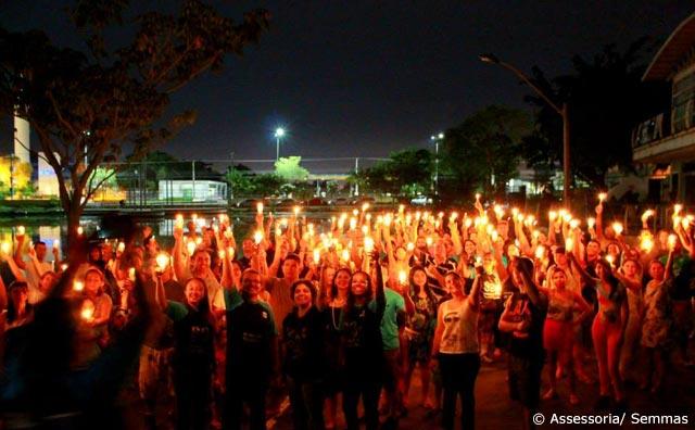 Manaus adere à Hora do Planeta no dia 19.