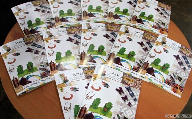 3ª ed. da Revista do Artesanato é lançada.