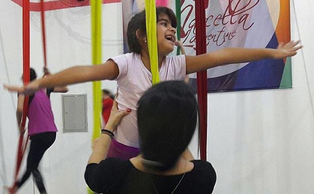 Mês do Circo no Shopping Ponta Negra