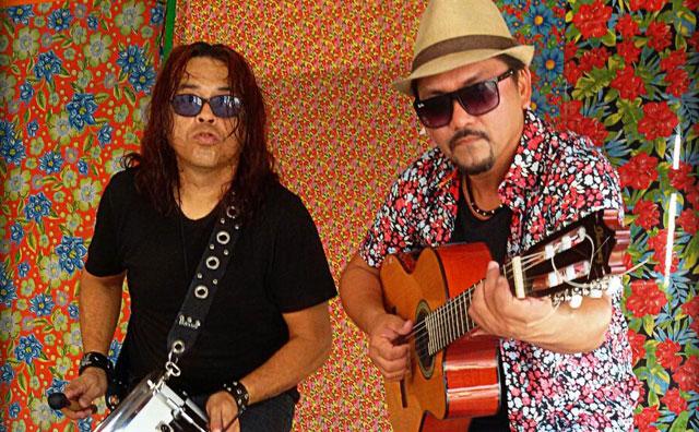 Os Psikeiros levam irreverência e música nordestina ao Axerito