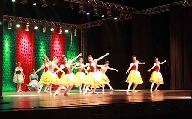 Inscrições abertas para a 1ª Mostra de Dança Regional do Sesc