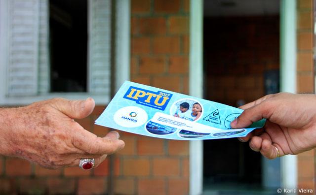 Cota única do IPTU 2017 vence no próximo dia 15