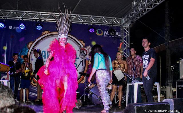 Cinco bandas encerram Carnaval de rua em Manaus neste fim de semana