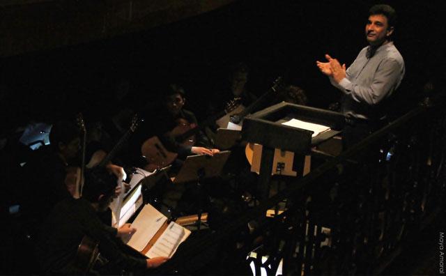 Orquestra de Violões relembra grandes sucessos da música amazonense