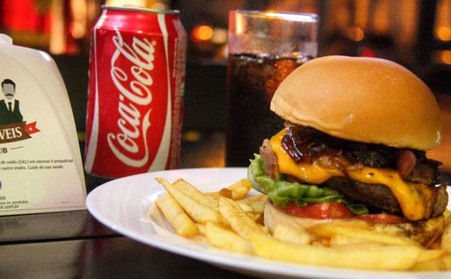 Os Intocáveis promove noite especial pra quem gosta de hambúrguer