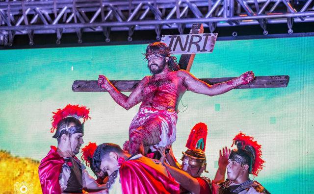 Espetáculo Teatral Saga do Calvário marca a Semana Santa no Japiim I