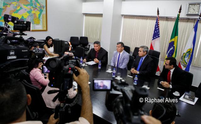 Tribunal de Justiça do Amazonas inicia Censo Penitenciário.