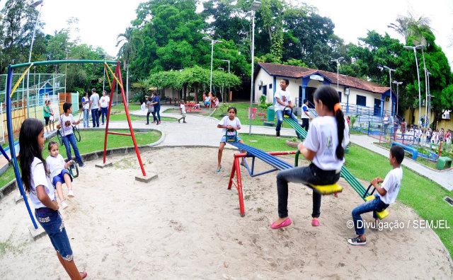Parque Cidade da Criança recebe programação de Páscoa