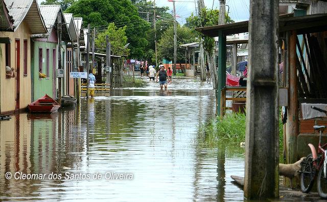 Governo federal reconhece situação de emergência em Eirunepé