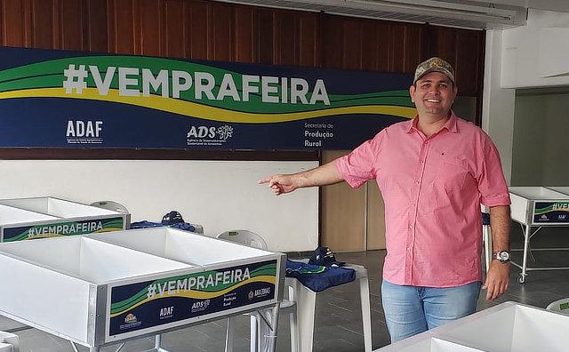 Eirunepé recebe kits para produtores rurais do município