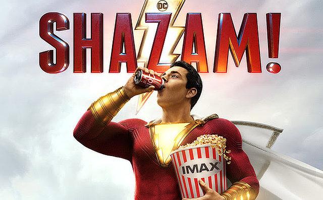 """Pré-venda de """"Shazam!"""" começa na UCI"""