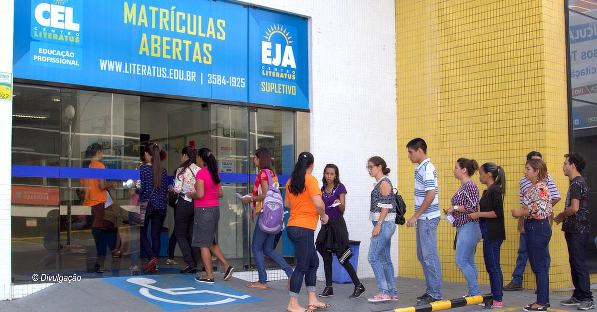 Centro de Ensino Literatus suspende suas atividades pelas próximas duas semanas
