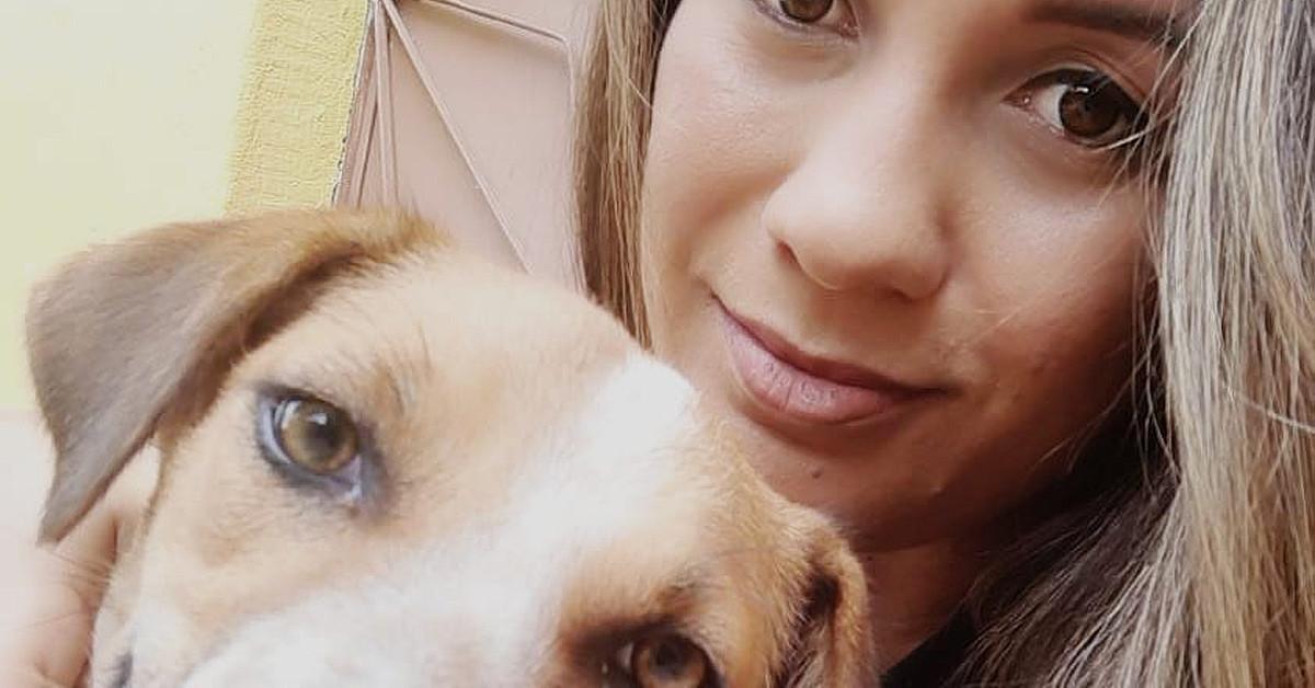 Final feliz: Cadela resgatada no Pet Park do Amazonas Shopping ganha novo lar