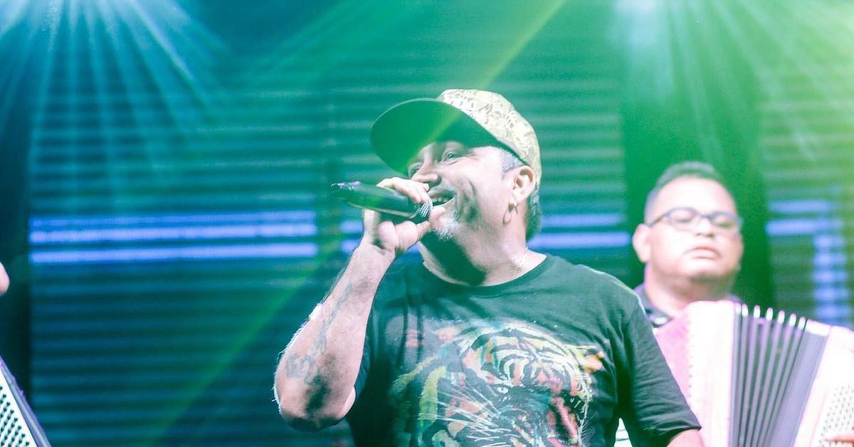 Especial com sucessos do cantor Vicente Nery agita o Gargalo