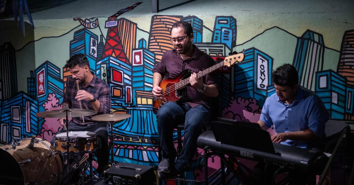 Unba promove shows de jazz toda quinta-feira