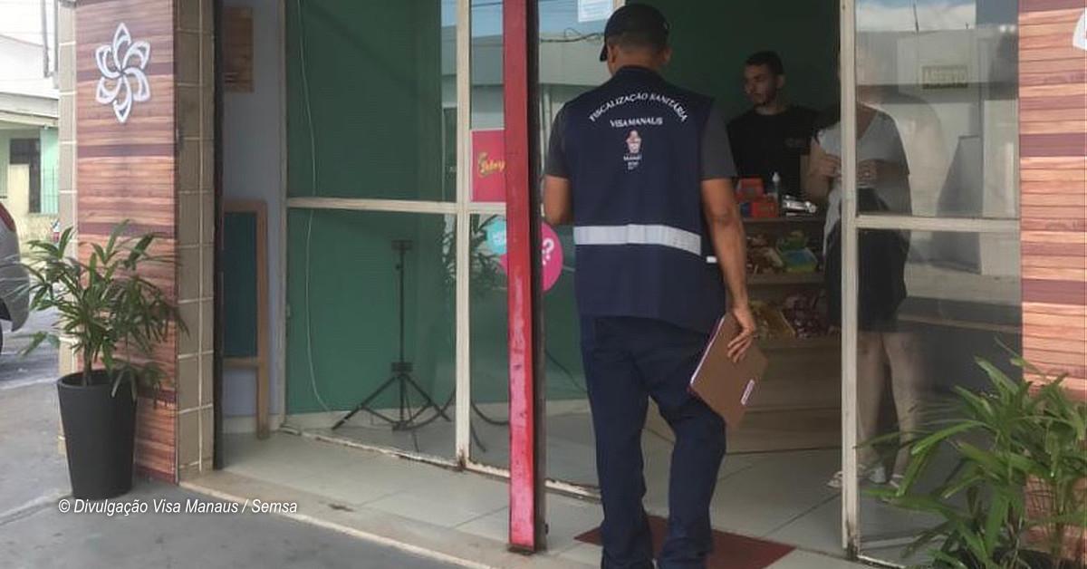 Serviços são interditados pela Visa Manaus por funcionamento irregular