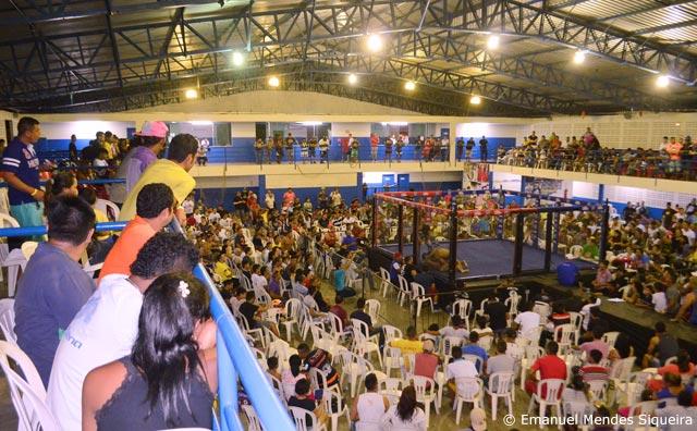Destaques no Alfa Combate 4, em Manaus.