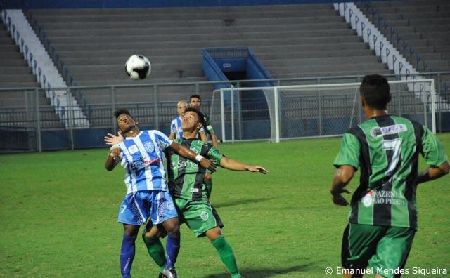 Manaus FC soma ponto precioso diante do Tufão