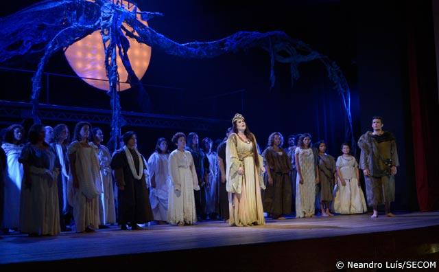 XIX Festival Amazonas de Ópera apresenta a obra Médée