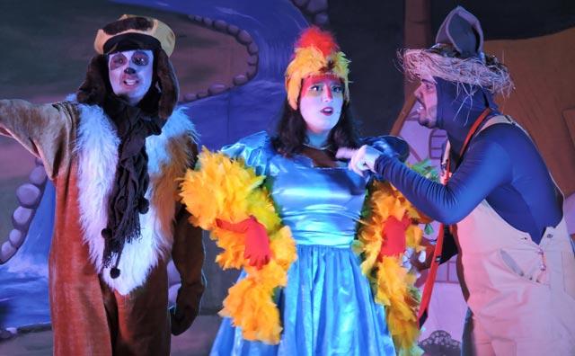 Teatro Manauara recebe musical Os Saltimbancos