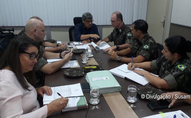 Susam vai reforçar quadro de médicos nos hospitais do Exército