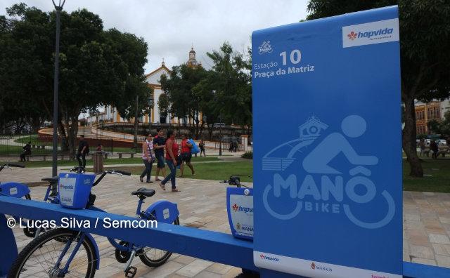 Manôbike completa 1 ano em Manaus e passa de 9 mil viagens realizadas