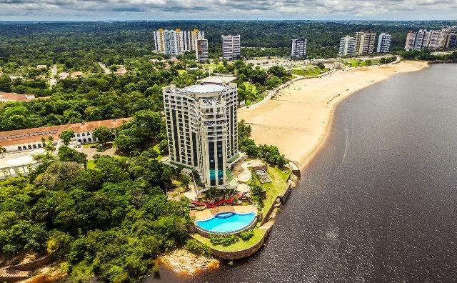 Tropical Executive inicia operação hoteleira em Manaus na Ponta Negra