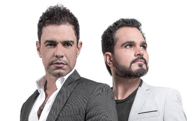 Zezé Di Camargo & Luciano apresentam show em Manaus