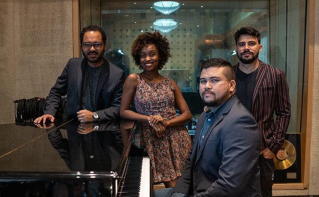 Jazz embala festival gastronômico no centro histórico de Manaus