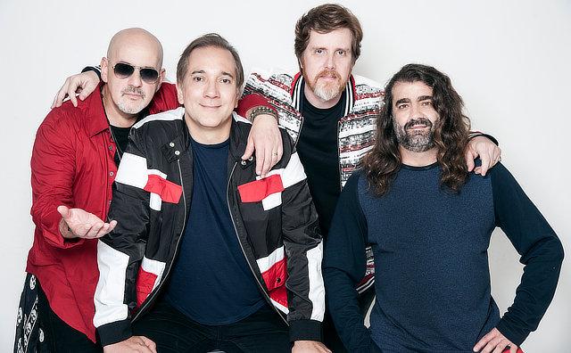 Biquíni Cavadão será a grande atração do lançamento Planeta Rock 2019, neste sábado