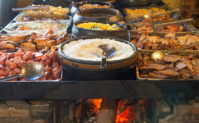 Culinária mineira será servida no restaurante do Senac na sexta-feira