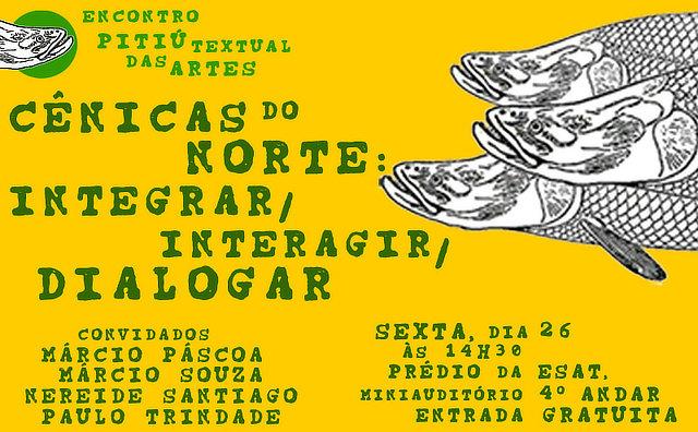 Site Pitiú Textual discute espaço da produção artística regional no circuito das artes