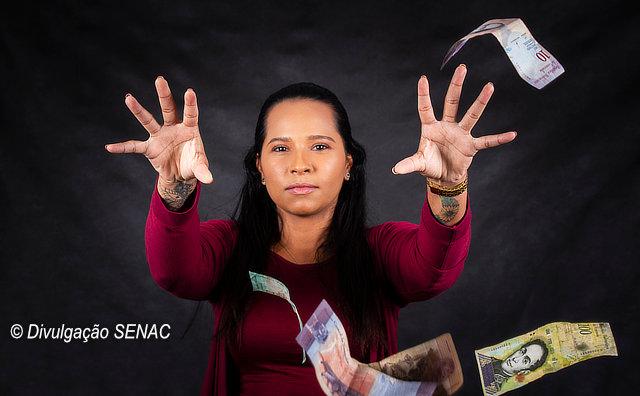 Exposição fotográfica retrata situação dos imigrantes em Manaus