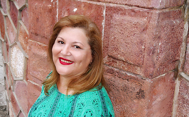 Lucilene Castro inicia comemorações de 25 anos de carreira, neste sábado (27)