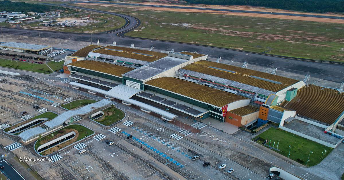 VINCI Airports vence leilão para administrar o Aeroporto de Manaus e outros seis aeroporto