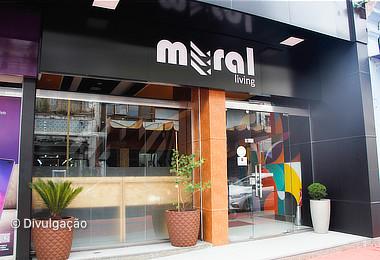 Hotel com conceito inspirado na arte urbana inaugura em Manaus