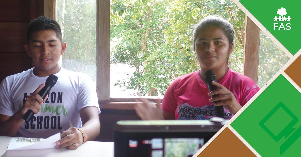 Projeto Repórteres da Floresta lança primeiro guia para educomunicadores