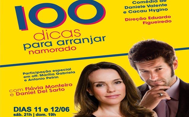 100 Dicas para arranjar namorado estreia em Manaus