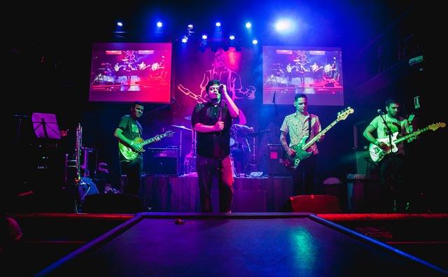 Titãs, pop e rock na quarta do Porão do Alemão