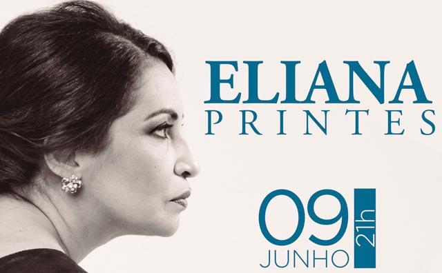 Eliana Printes anuncia show em Manaus