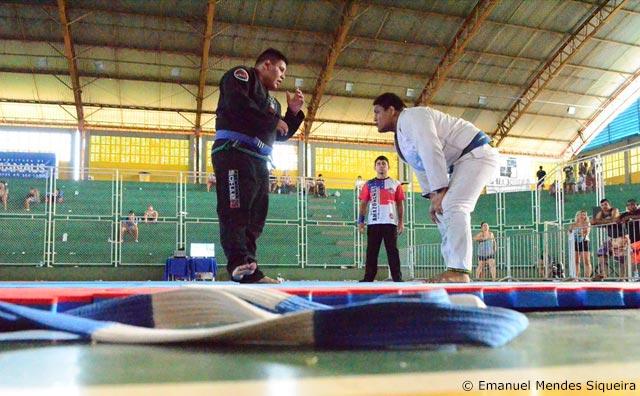 Amazonense Jiu-Jítsu Profissional reúne 1.300 atletas