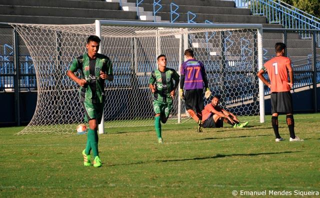 Manaus FC vence Holanda nos pênaltis no Amazonense de Juniores 2016