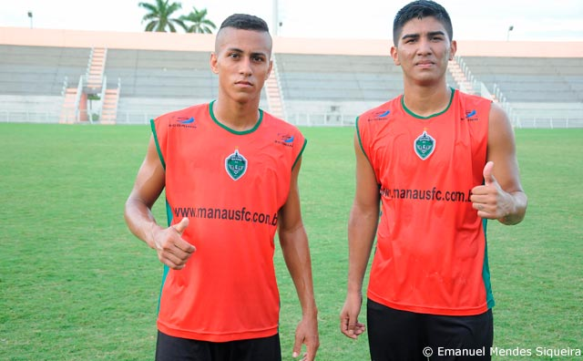 Manaus FC aposta na dupla de artilheiros para vencer o Sul América