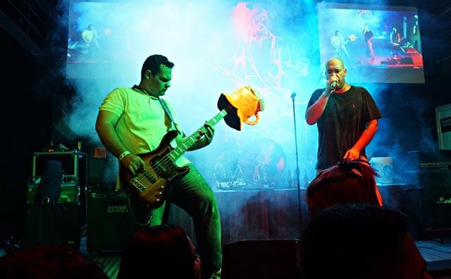 SabbaRock com clássicos de rock'n'roll e metal no Porão