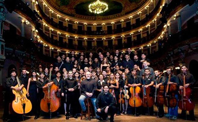 """""""Concerto Bradesco II"""" apresenta música erudita para as crianças"""