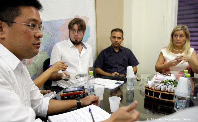 Prefeitura estuda uso do cartão cidadão para o sistema Manôbike